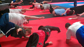 New Kids MMA Program